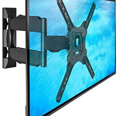 Ergosolid Support Mural Orientable pour Écrans LCD LED, 32″ - 55″, Noir Ergosolid_SML