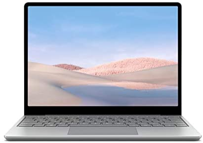 "Microsoft Surface Laptop Go 12.45"" i5 256 Go, 8 Go, Gris (Platine)"