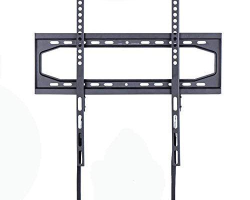 """AmazonBasics Essentials Support mural plat, pour télévision, 81,3 à 177,8 cm (32-70"""")"""