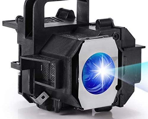 AuKing Lampe de Vidéoprojecteur pour Epson ELPLP49 EH-TW3200 EH-TW3500 EH-TW2800 EH-TW3800 EH-TW4500 EH-TW5000 EH-TW5500 PowerLiteHomeCinema 8350 8345 8700UB 8500UB 6100 6500UB 7100 7500UB 8100 9100