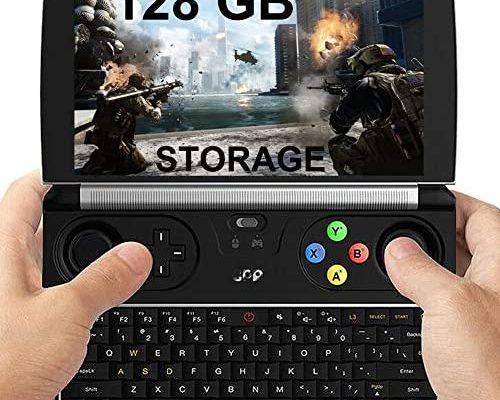 """GPD Win 2 Dernière Version 6""""Console de Jeu vidéo de Poche Mini Portable Windows 10 Gameplayer Ordinateur Portable Ordinateur Portable Tablet PC CPU M3-7y30 lntel HD Graphics 615 8GB / 128GB"""