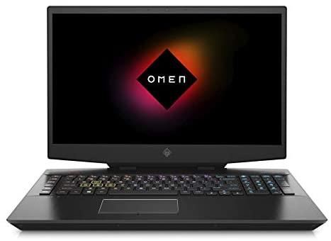"HP OMEN 17-cb1075nf PC Portable Gaming 17,3"" FHD IPS 144 Hz Noir (Intel Core i7, RAM 16 Go, 1 To + SSD 512 Go, NVIDIA GeForce RTX 2080 Super, AZERTY, Windows 10)"