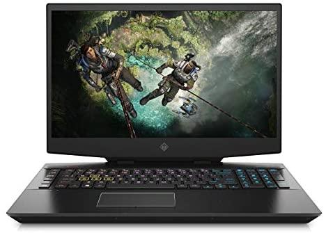 """HP OMEN 17-cb1085ng Ordinateur Portable Noir 43,9 cm (17.3"""") 1920 x 1080 Pixels 10e génération de processeurs Intel® Core i7 16 Go DDR4-SDRAM 1512 Go HDD+SSD NVIDIA GeForce RTX 2080 Super Wi-FI"""