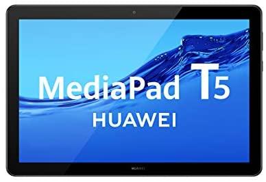 "HUAWEI MediaPad T5 10 Wi-Fi Tablette Tactile 10.1"" Noir (32Go, 2Go de RAM, Android 8.0, Bluetooth)"