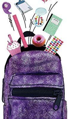MICROPACKS Les minis sacs à dos remplis d'accessoires - Vu à la Télé |Modèle aléatoire|