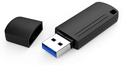 Vansuny Clé USB 64 Go 3.0, Clef USB 64Go Vitesse de Lecture Allant Jusqu'à 90Mo/s Mémoire Externe Compatible avec PC Mac Laptop TV (Noir)