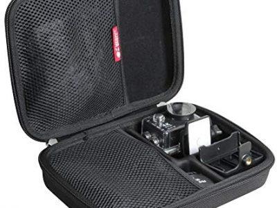 Hermitshell Étui de transport pour caméra d'action Akaso EK7000 4K WiFi