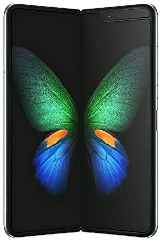 Samsung Galaxy Fold (5G) 512 Go/12 Go RAM SM-F907B 7,3 pouces (seulement GSM, SCDMA, sans CDMA), Smartphone Android débloqué d'usine - Version internationale (Space Silver)